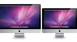 iMac: Neue Prozessoren und neue Grafik