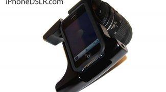 Fotos und Video: iPhone 4 DSLR Prototype