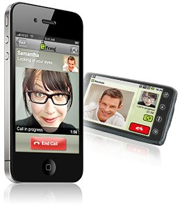 App of the Day: Fring - mit Videotelefonie für iPhone 4