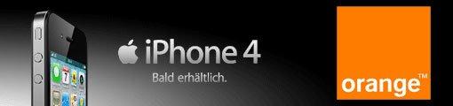 Heute für Bestandskunden: Orange startet iPhone 4 Vorverkauf [Update]