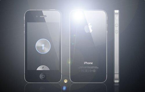 Bringt Licht ins Dunkel: LED Light for iPhone 4