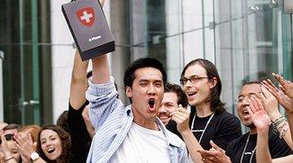 Vertragsfrei: iPhone 4 in Italien und der Schweiz