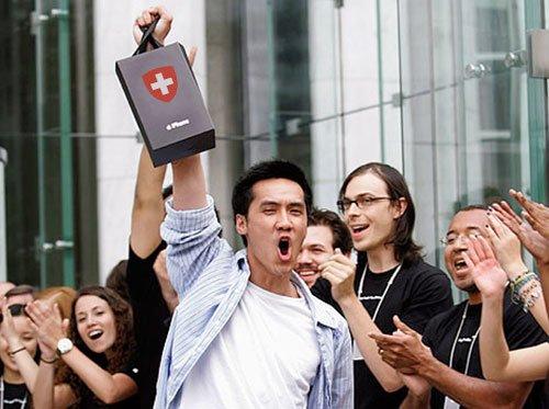 iPhone 4 in der Schweiz