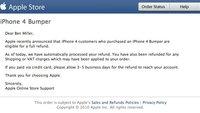 iPhone 4 Bumper: Apple beginnt mit Rückerstattung