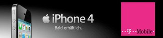 T-Mobile Austria: iPhone 4 ab EUR 149,-