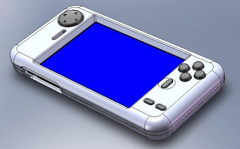 iPhone Game Pad: Case für Gamer