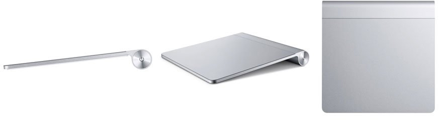 Neu bei Apple: Magic Trackpad, Cinema Display, iMac