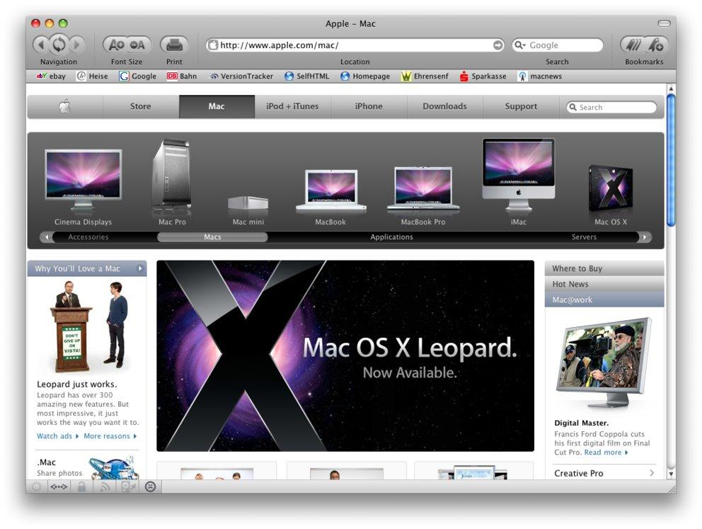 iCab: Zwei Updates für Alternativ-Browser
