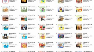 US App Store: Hacker kauft mit gestohlenen iTunes Accounts eigene Apps [Update]