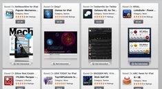 iPad-App Store: automatisierte App-Vorschläge