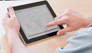 Stanfords Medizin-Studenten lernen mit dem iPad