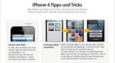 Apple: iPhone 4 Tipps und Tricks