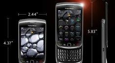 RIM stellt das Blackberry Torch 9800 vor