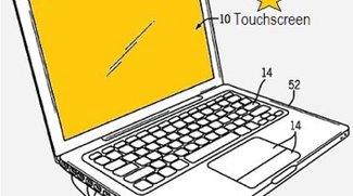 Touchscreen für MacBooks?