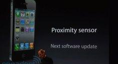 iPhone 4: Umgebungssensor-Problem doch noch nicht gelöst
