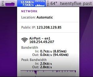 iStat Menus 3.0.4 überwacht neue iMacs und Magic Trackpad