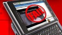 Mobil-Flash: IT-Blogger gibt Steve Jobs Recht