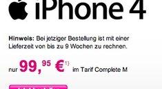Telekom: Kritik an Apple wegen Lieferengpässen