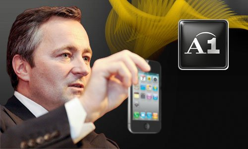 In kommenden Monaten: A1 wird iPhone 4 anbieten