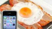iPhone 4 - fast zum Anbeissen