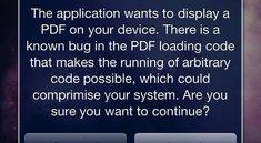 Software-Fix für iOS-Lücken kommt