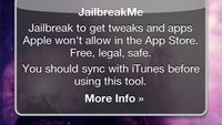 HowTo: iPhone, iPod touch und iPad iOS 4 Jailbreak und Unlock  mit JailbreakMe.com