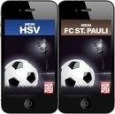 Kostenpflichtige Fußball-Apps für Köln, Frankfurt, HSV und St. Pauli