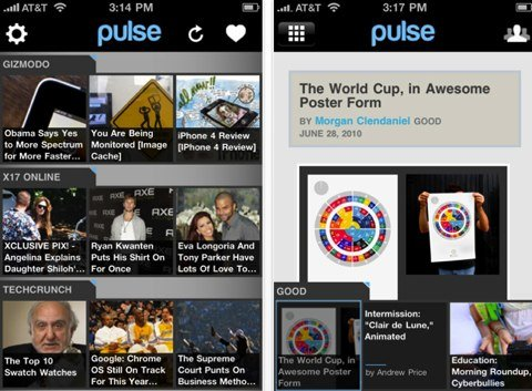Pulse News Mini