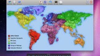 iConquer 4 lässt sich im Vollbild-Modus spielen