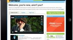 Vimeo stellt auf HTML5 um