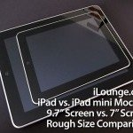 Gerüchte: 7-Zoll-iPad und MacBook mit 11,6-Zoll-Bildschirm