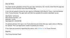 Apple unterbindet Horten von App-Namen