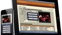 FileMaker Go 1.1.1 mit Foto-Import- und PDF-Export-Funktion