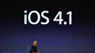 Apple veröffentlicht Firmware 4.1 für iPod touch 4G