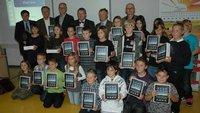 eLSA HS-Jennersdorf: Erste iPad-Klasse Österreichs
