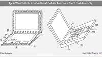 Apple-Patente für MacBook mit Mobilfunk-Chip und mehr