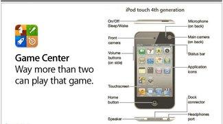 iPod-touch-Anleitung beschreibt Game Center und FaceTime