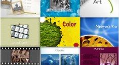 Kostenlos: Neue Keynote-Themes von Jumsoft