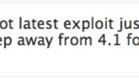 Jailbreak Status: iOS 4.1 - Exploit gefunden [Aktualisiert]