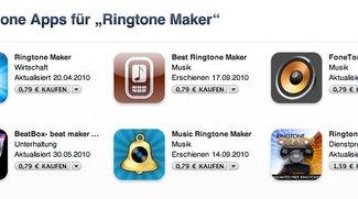 Auch Klingelton-Maker erhalten App-Store-Freigabe