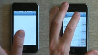 iOS 4.1 auf iPhone 3G: Video zeigt Leistungssprung