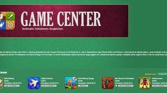 Apple integriert Übersichtsseite für Game Center im App Store