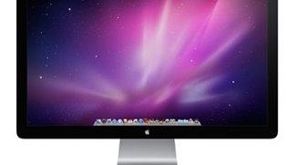 Mac-OS-X-Software-Update für LED Cinema Display