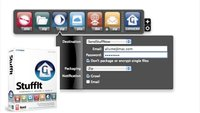 StuffIt Deluxe 2011 mit eigenem Online-Speicher