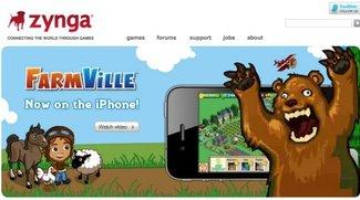 Riesige Datenströme und Millionen Spieler: Farmville-Entwickler Zynga nennt Zahlen