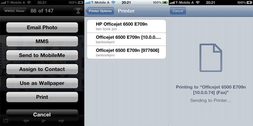 iOS 4.2: Zahlreiche kleine Neuerungen