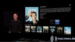 Apple Keynote: Apple TV Shows