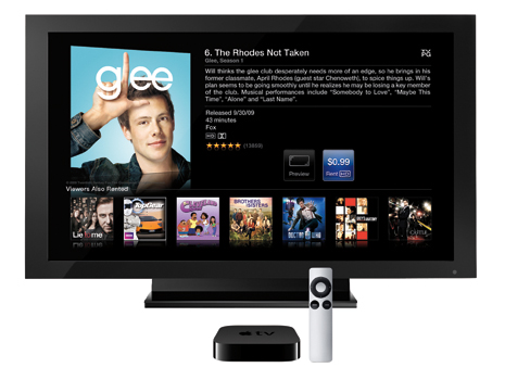 Apple TV September 2010