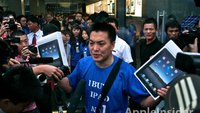 iPhone 4 ab Samstag in China - Warteschlangen beim iPad-Start