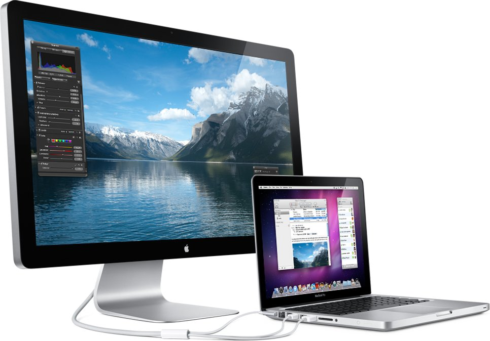 27-Zoll-Cinema Display: Apple bereitet Verkaufsstart vor